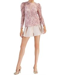 Keepsake - Hold On Lace Top - Lyst