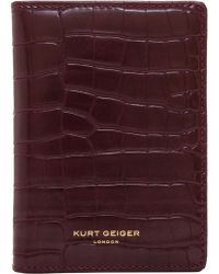 Kurt Geiger - Eagle Wallet - Lyst