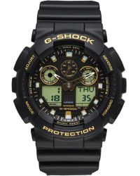 G-Shock - Ga100 Duo Series Watch - Lyst