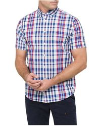 Tommy Hilfiger - Lester Check Shirt - Lyst