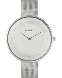 Skagen - Gitte Klassik Stainless Steel Watch - Lyst