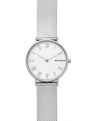Skagen - Hald Silk-mesh Women's Watch - Lyst