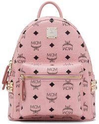 MCM - Stark Backpack Mni Pz, 001 - Lyst