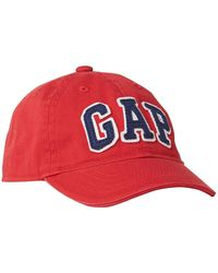 Gap - Logo Baseball Hat - Lyst