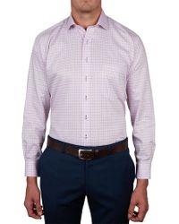Geoffrey Beene - Timberline Check Regular Fit Shirt - Lyst
