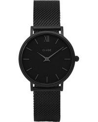 Cluse - Minuit Mesh Full Black - Lyst