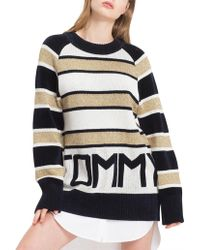 Tommy Hilfiger - Tommy Icons Logo Jumper - Lyst