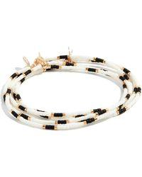 Shashi Gang Bracelet - Metallic