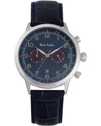 Paul Smith - Precision Multi Dial Blue Dial - Lyst