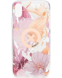 Mimco - Super Hard Case For Iphone X - Lyst