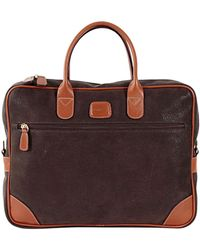 Bric's - Life Soft Briefcase - Lyst