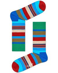 Happy Socks - Multi Strpe - Lyst
