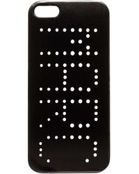 Marc By Marc Jacobs - Phone Cases Led Watch Face - Lyst