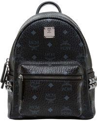MCM | Stark Backpack Mni Bk, 001 | Lyst