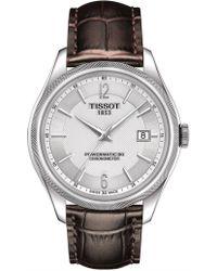 Tissot - Ballade Automatic Watch - Lyst
