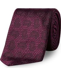 Ted Baker - Woven Paisley Tie - Lyst