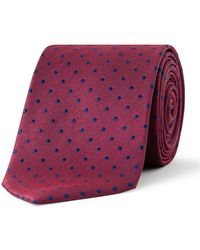 Hackett - Small Dot Tie - Lyst