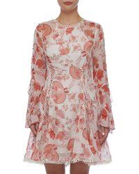 5ee04f4f6ae On sale Thurley - Chintz Paradise Dress - Lyst
