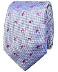 Geoffrey Beene - Elephant Tie - Lyst