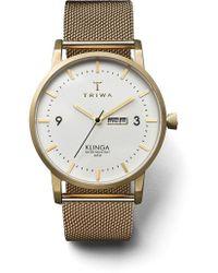 Triwa - Ivory Klinga Watch - Lyst