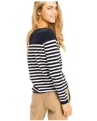 Tommy Hilfiger - New Ivy Boat Jumper - Lyst