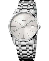 Calvin Klein - Ck Ladies Watch - Lyst