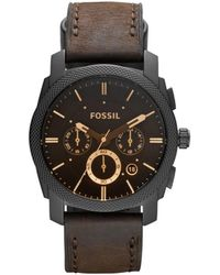 Fossil - Fs4656 Mens Strap Watch - Lyst