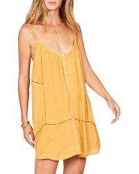 Amuse Society - Beach Affair Dress - Lyst
