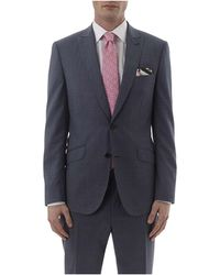 Simon Carter - Nailshead Peak Lapel Suit - Lyst