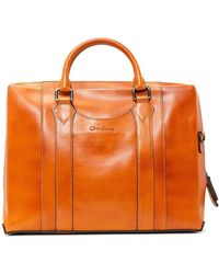Oliver Sweeney Exeter Tan Laptop Bag~