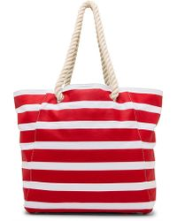 David Jones - Ria Beach Bag - Lyst
