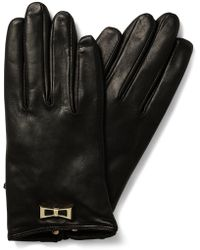 Ted Baker - Bow Inlay Glove - Lyst
