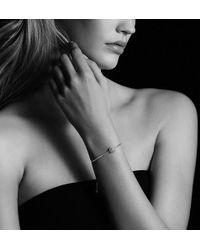 David Yurman - Petite Pavé Bracelet With Diamonds - Lyst