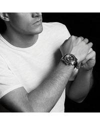 David Yurman - Classic 46mm Stainless Steel Chronograph Watch - Lyst