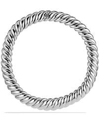 David Yurman - Hampton Cable Necklace - Lyst