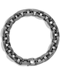 David Yurman - Royal Cord Small Link Bracelet - Lyst