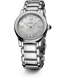 david yurman classic 30mm quartz watch with diamonds lyst