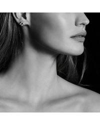 David Yurman   Starburst Earrings With Amethyst And Diamonds, 12mm   Lyst