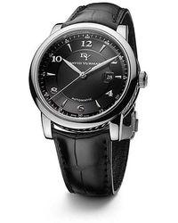 David Yurman - Classic 43.5mm Stainless Steel Automatic Timepiece - Lyst