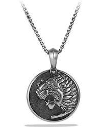 David Yurman | Petrvs Lion Amulet | Lyst