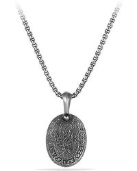 David Yurman - Petrvs Bee Amulet - Lyst