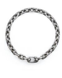 David Yurman - Shipwreck Chain Bracelet, 6mm - Lyst