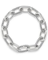 David Yurman - Dy Madison Chain Medium Bracelet, 11mm - Lyst