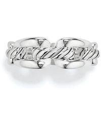 David Yurman - Wellesley Linktm Ring, 8mm - Lyst