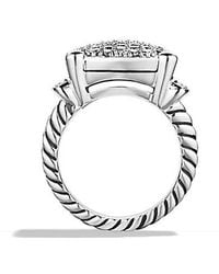 David Yurman | Wheaton Ring With Diamonds | Lyst