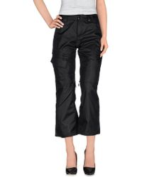 Neff Casual Pants black - Lyst