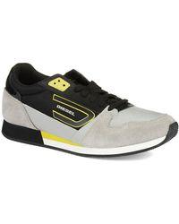 Diesel Black Owens Sneakers - Lyst