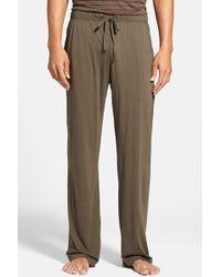 Daniel Buchler Men'S Pima Cotton & Modal Lounge Pants - Lyst
