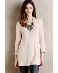 Knitted & Knotted - Apres Tunic - Lyst