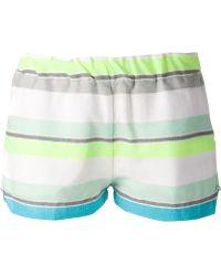 Lemlem 'Saali' Shorts - Lyst